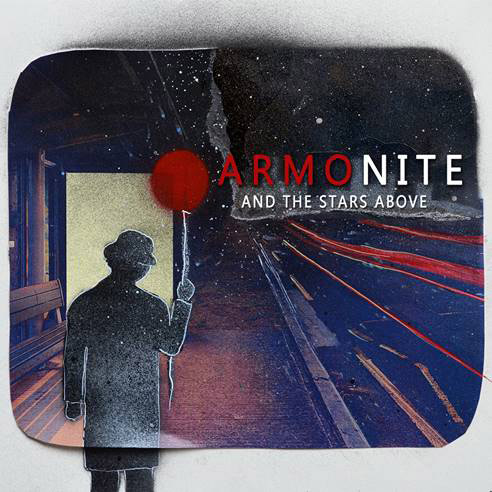 armonite stars above album cover