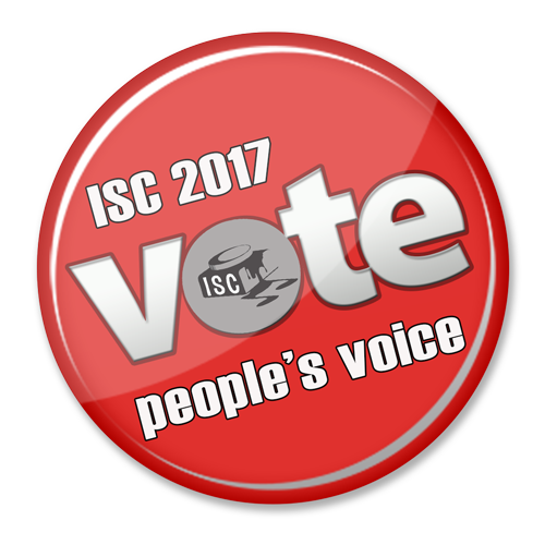 Voting Button ISC