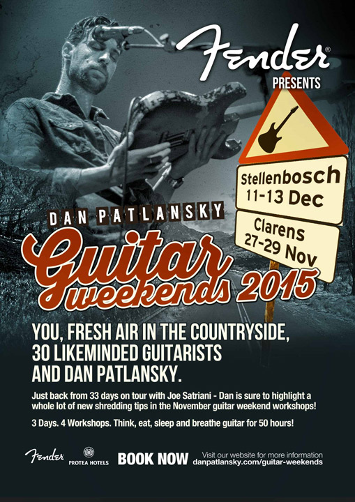 danpatlansky nov dec 2015 guitarweekends