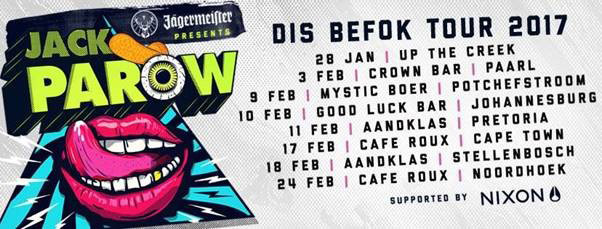 befok tour 2017