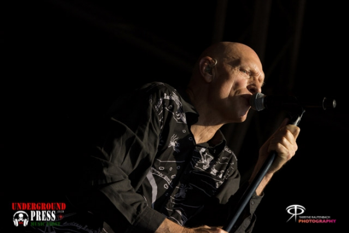 Midnight Oil - 2017 at Marks Park - Emmerentia