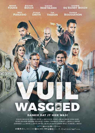 VUIL WASGOED: Poster Unveiled