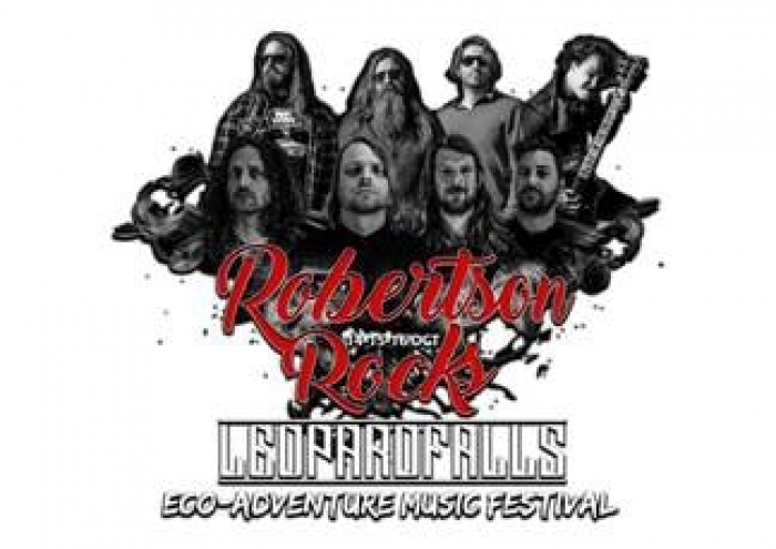 Robertson Rocks Leopardfalls Announces Final Main Stage lineup