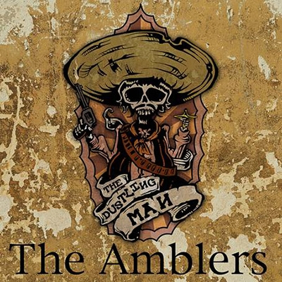 The Amblers release debut EP 'The Dustling Man'