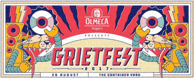 OLMECA Presents: GRIETFEST 2017