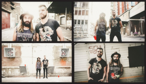 Hellcats To Release 'Coffin Full Of Hellcats'. Vol 1. EP