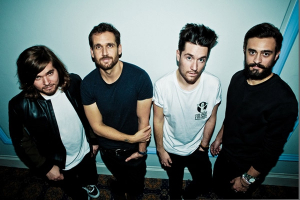 Interview: Backstage with Bastille in Cape Town