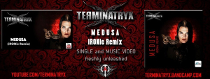 Watch: Terminatryx New Video 'Medusa' & 15th Anniversary Details