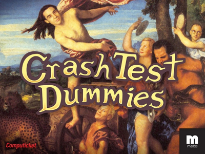 CRASH TEST DUMMIES Live in South Africa | February 2018
