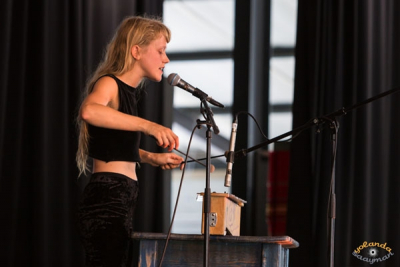 Alice Phoebe Lou: Year of Love Tour at The Shed, Stellenbosch