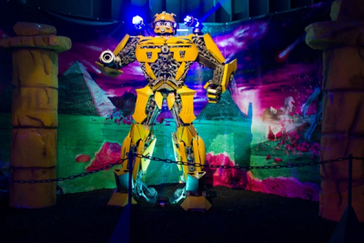 Transformers soon to descend on GrandWest