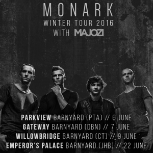 MONARK WINTER TOUR 2016