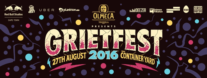 Olmeca Presents: GRIETFEST 2016