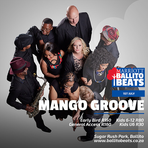 Marriott BB Mango Groove