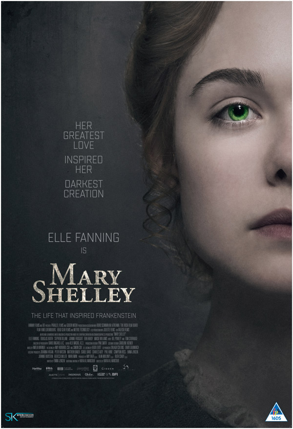 Mary Shelley Poster HR