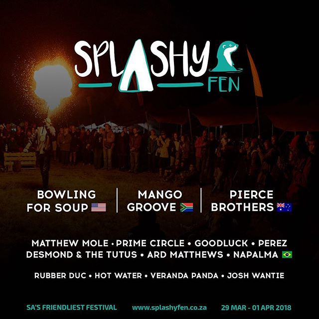 splashy2018