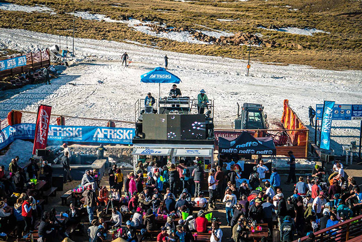 Afriski Winterfest is Southern Africas only festival in the snow Photo Credit Shawn van Zyl