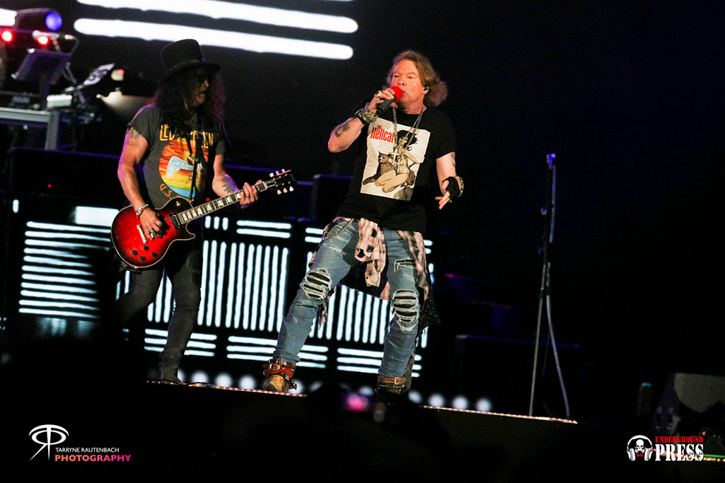 Guns N Roses 29 Nov 2018 UPress 6625