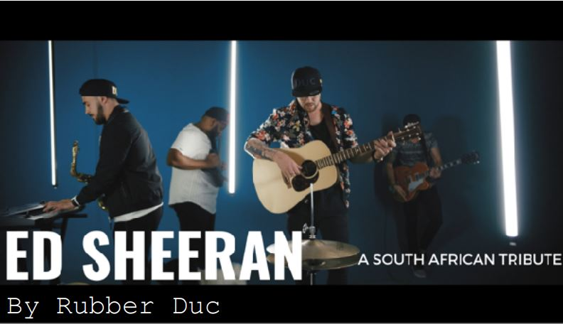 Rubber Duc Ed Sheeran