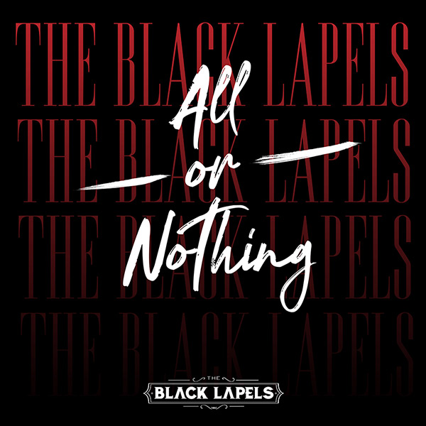 the black lapels all or nothing artwork