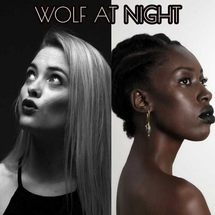 Tatenda WekwaTenzi and Jayme Van Tonder 2 Wolf at Night