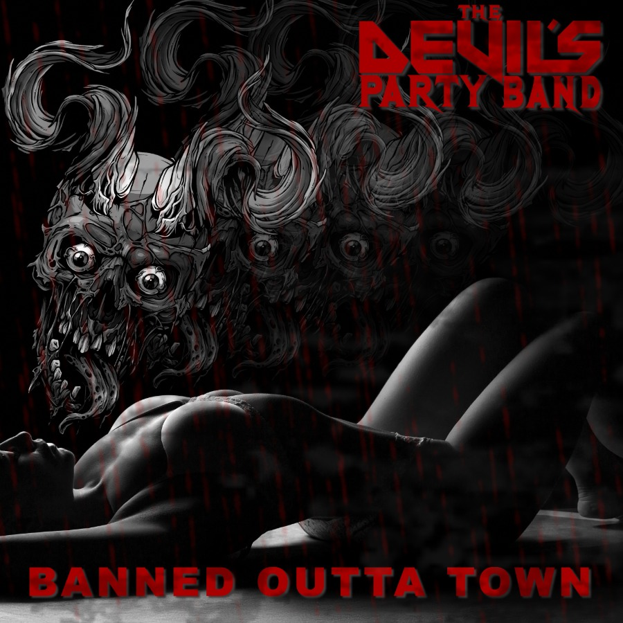 devils party banned outa here cover art