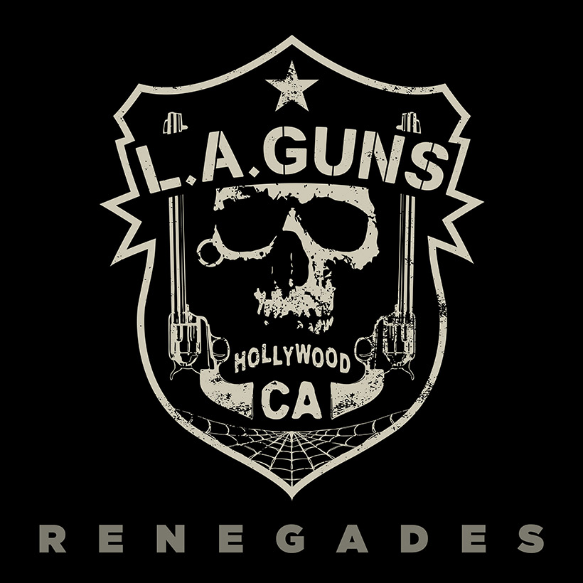 L.A. Guns Renegades Digital Album Cover