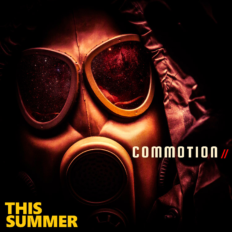 Commotion cover