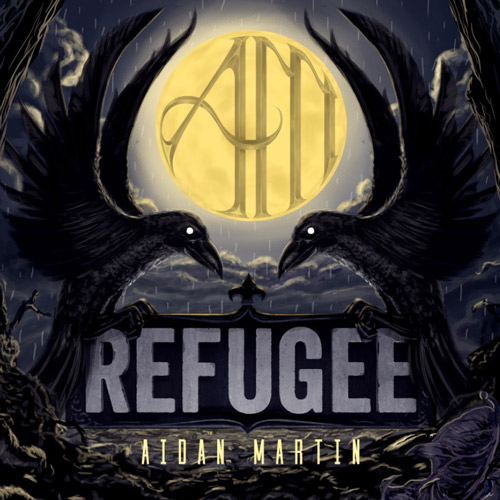refugee album art