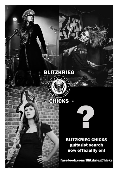 blitkrieg chicks