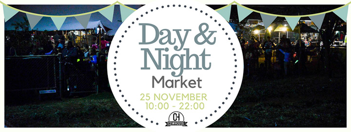 Day Night Market 25 Nov