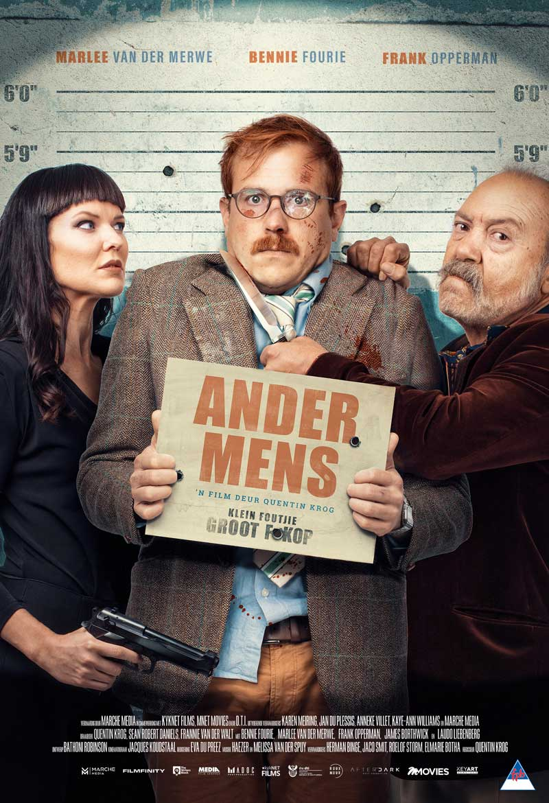 Ander Mens Poster