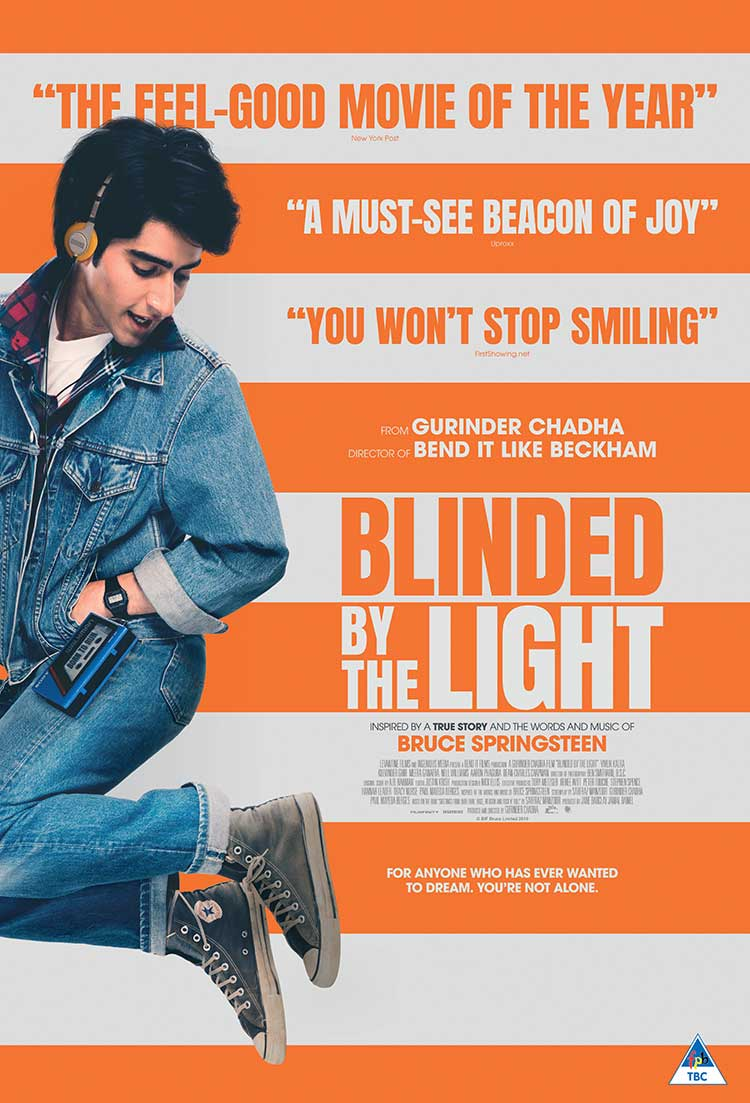 Blinded By The Light Poster HR