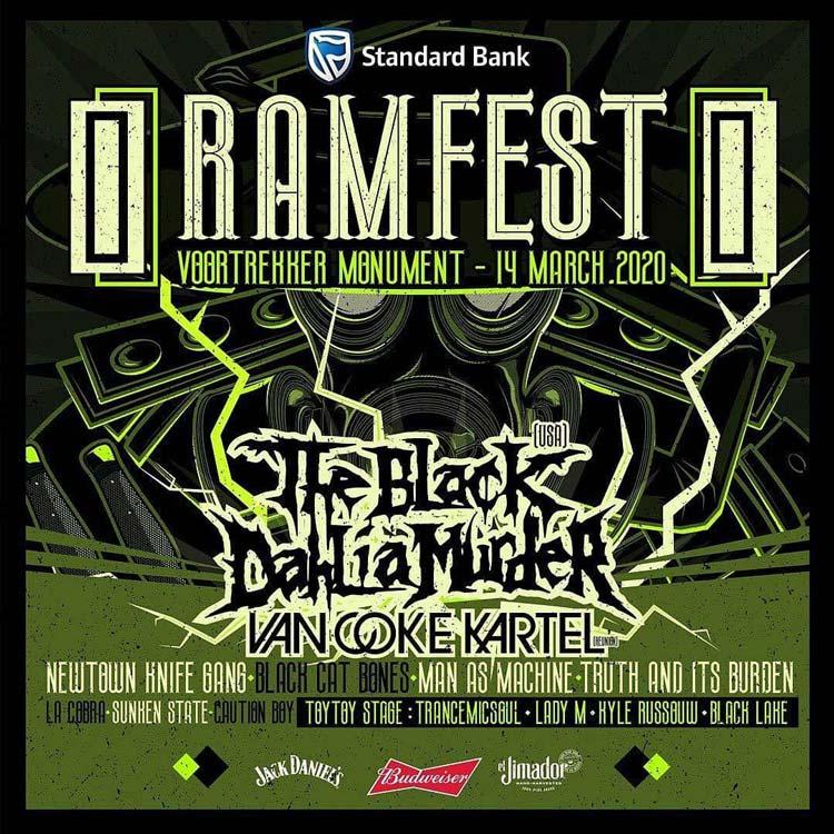 RAMfest Pretoria