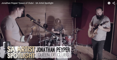 SA Artist Spotlight #JonathanPeyper Episode Released Today!