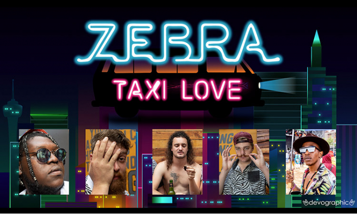 ZEBRA Announce Release of New Single This Friday
