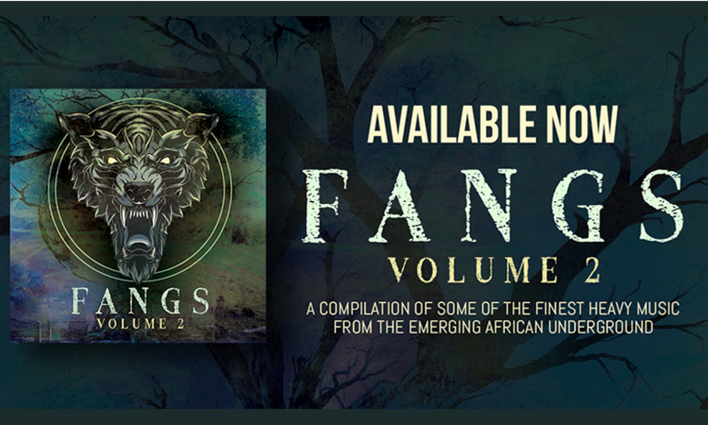 Mongrel Records Releases New Compilation FANGS Vol. 2