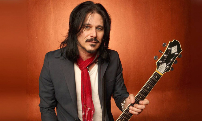 GILBY CLARKE Releases New Single 'Rock n' Roll Is Getting Louder'