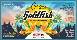 Pretoria: GoldFish is Almost Here!