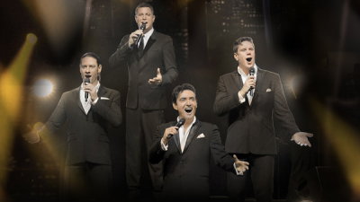 Il Divo performing at GrandWest in November