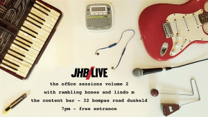 JHBLive Office Sessions