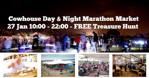COWHOUSE Day & Night Market - 27 JANUARY 2018