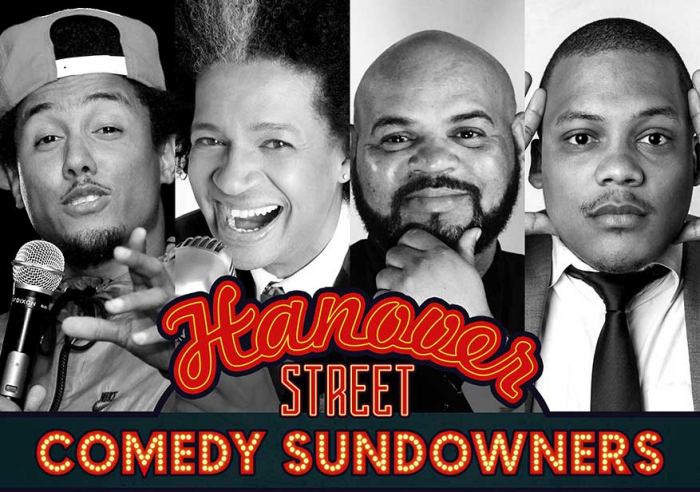 Marc Lottering heads Comedy Sundowners lineup at GrandWest