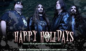 Corners of Sanctuary Unwrap a Brand New Holiday Single