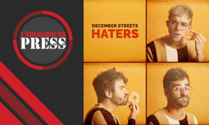 Review: December Streets - 'Haters'