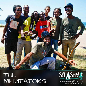 A Meditative State of Mind With The Meditators
