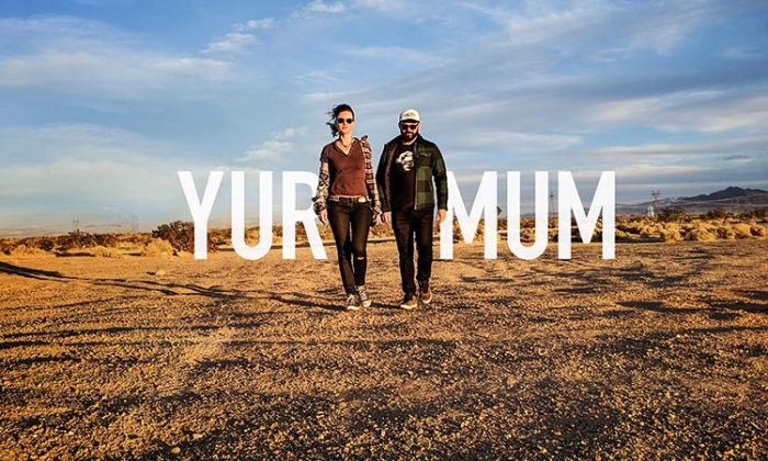 YUR MUM: Upcoming EP 'Ellipsis' Out December 6th