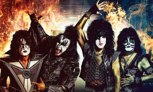 BIG CONCERTS Announcement: KISS - END OF THE WORLD TOUR