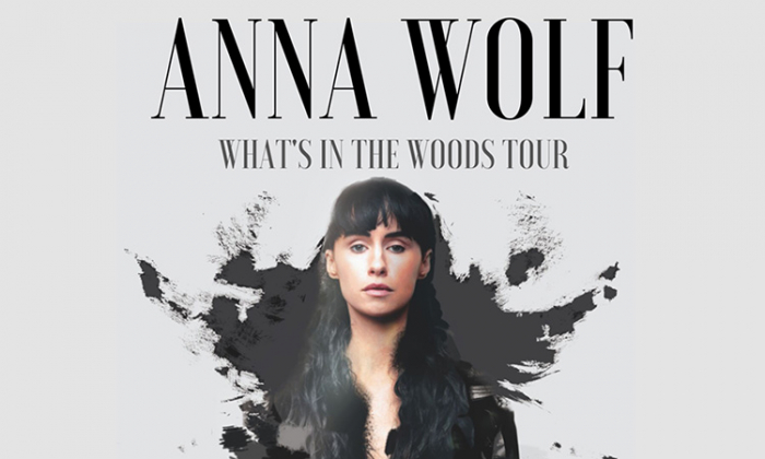 ANNA WOLF Kicks off with her 'What's in the Woods Tour Today