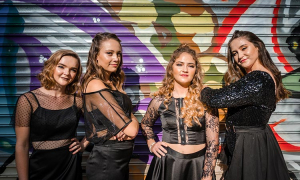 New female Pop Group Releases Debut Single and Album!